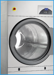 PROFESSIONAL WASHERS AND DRYERS